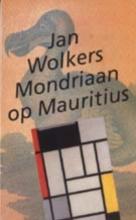 Jan  Wolkers Mondriaan op Mauritius
