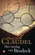 Philippe  Claudel Het verslag van Brodeck
