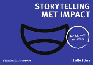 Emile Schra , Storytelling met impact