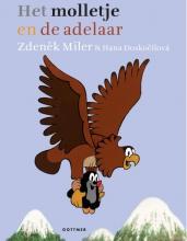 Zdenêk  Miler Molletje : Het molletje en de adelaar