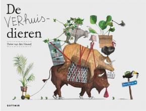 Pieter van den Heuvel , De Verhuisdieren