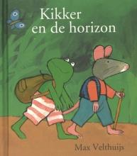 Max  Velthuijs KIKKER EN DE HORIZON MINI