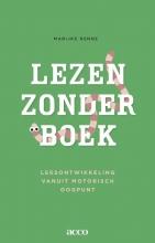 Marijke Renne , Lezen zonder boek