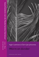 Inger  Leemans, Gert-Jan  Johannes Worm en donder