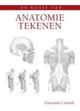 Giovanni  Civardi De kunst van anatomie tekenen