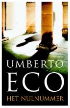 Umberto  Eco Het nulnummer