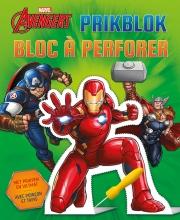 , Avengers prikblok Avengers bloc à perforer