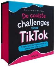 , De coolste challenges voor Tik Tok