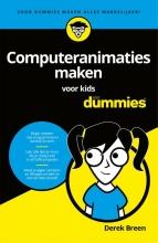 Derek Breen , Computeranimaties maken voor kids