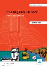 Fernando  Venancio Portugees direct voor beginners - tekstboek