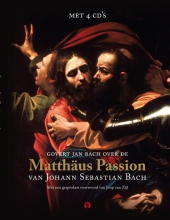 Bach, Govert Jan Matthaus passion + CD