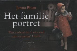 Jenna  Blum Het familieportret DL