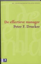 P.F. Drucker , De effectieve manager