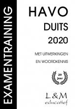 M.J. Rozemond M.T. Janssens, Examentraining Havo Duits 2020