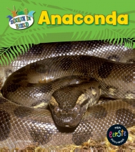 Anita  Ganeri Mijn eerste docuboek - Anaconda