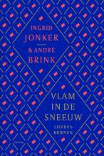 Ingrid  Jonker, André  Brink Vlam in de sneeuw