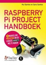 Sara Santos Rui Santos, Raspberry Pi project handboek