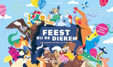 Cléa Dieudonné Feest bij de dieren