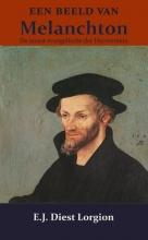 E.J. Diest Lorgion , Een beeld van Melanchton