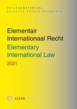 , Elementair Internationaal Recht 2021/Elementary International Law 2021