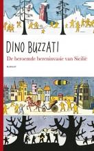Dino  Buzzati De beroemde bereninvasie van Sicilië