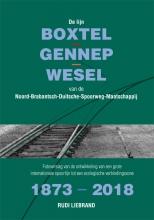 Rudi Liebrand , De lijn Boxtel-Gennep-Wesel van de Noord-Brabantsch-Duitsche-Spoorweg-Maatschappij