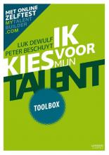 Peter Beschuyt Luk Dewulf, Ik kies voor mijn talent Toolbox