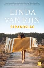 Linda van Rijn Strandslag