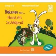 Ban Har  Yeap Rekenen met...haas en schildpad groep 1-2