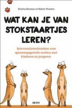 Sabine Vranken Paulina Koeman, Wat kan je van stokstaartjes leren? Interventietechnieken voor het oplossingsgericht werken met kinderen en jongeren