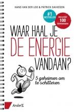 Hans van der Loo, Patrick  Davidson Waar haal je de energie vandaan?
