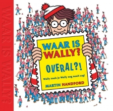 Martin  Handford Waar is Wally Overal?!