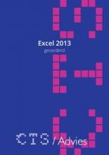 Charles Scheublin , Excel 2013 Gevorderd