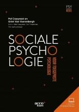 Trui Timperman Pol Craeynest  Griet Van Vaerenbergh  Miet Craeynest  Tim Vanhoomissen, Sociale Psychologie voor toegepaste psychologie