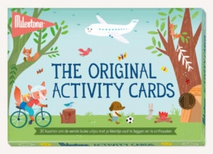 , Activity photo cards original