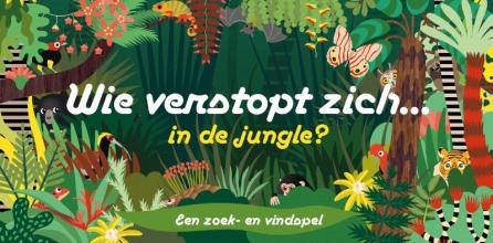 Caroline Selmes , Wie verstopt zich in de jungle?