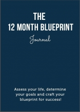 Worthy Tweaks , The 12 Month Blueprint Journal