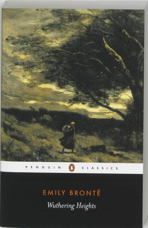 Emily  Bronte,Wuthering Heights