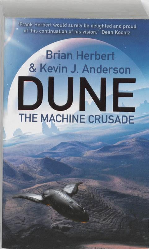 Herbert, Brian,Machine Crusade