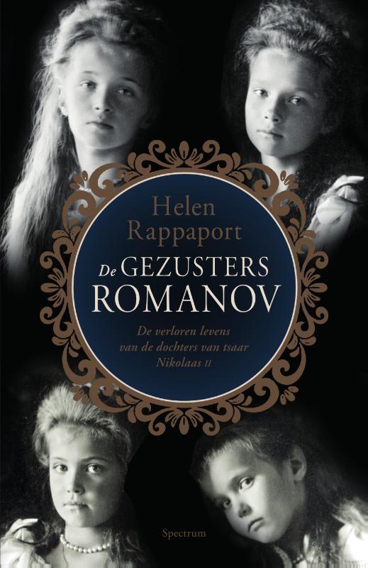 Helen Rappaport,De gezusters Romanov