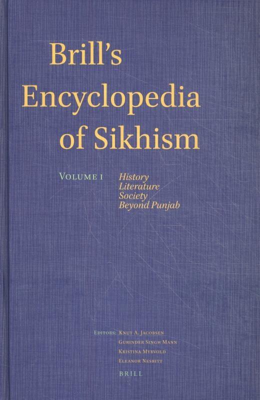 ,Brill`s Encyclopedia of Sikhism