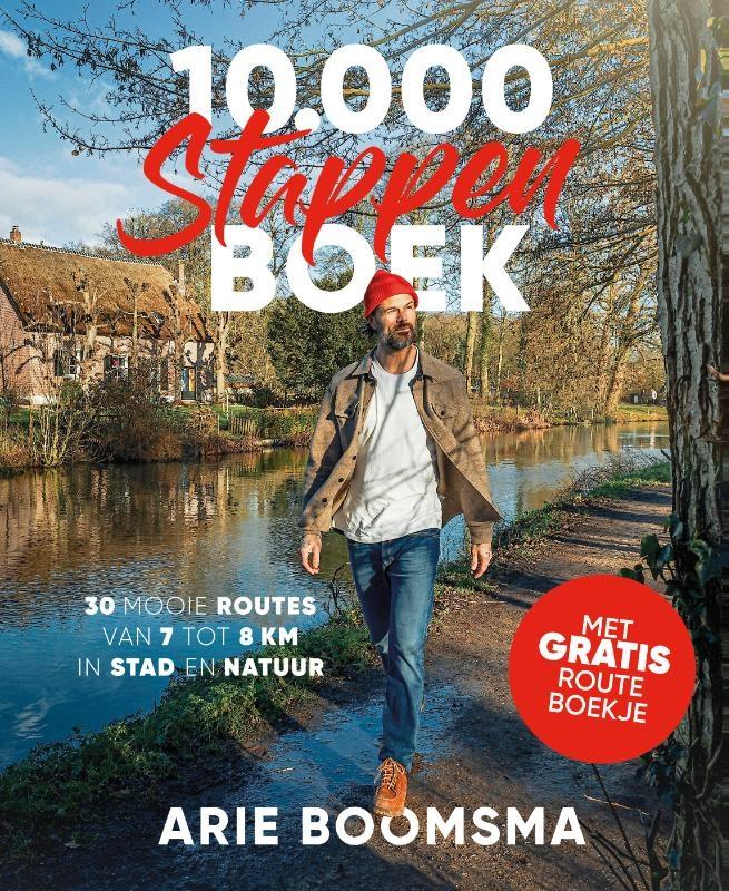 Arie Boomsma,10.000 stappenboek