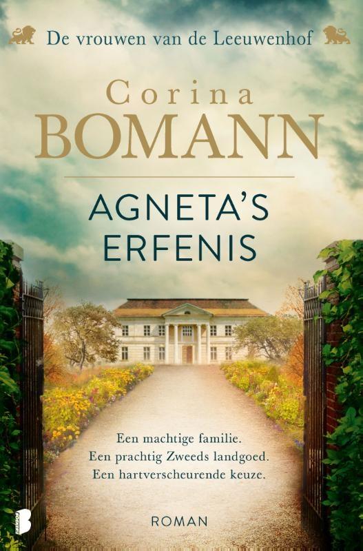 Corina Bomann,Agneta`s erfenis