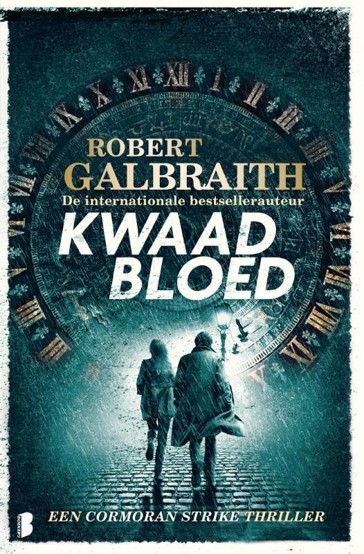 Robert Galbraith,Kwaad bloed