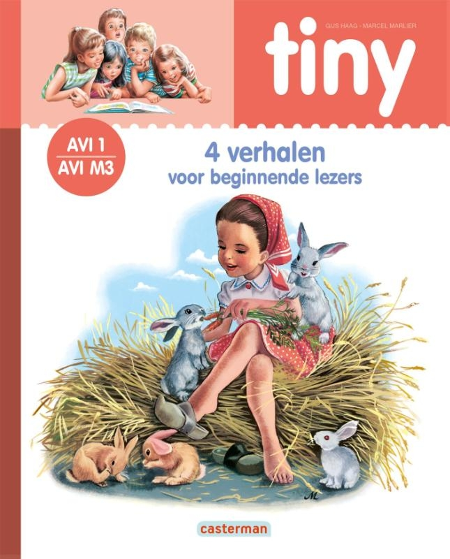 Gijs Haag, Marcel Marlier, Jenny Hillen,Tiny AVI1/AVI M3