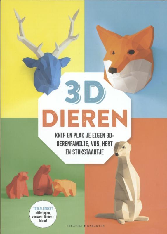 ,3D dieren