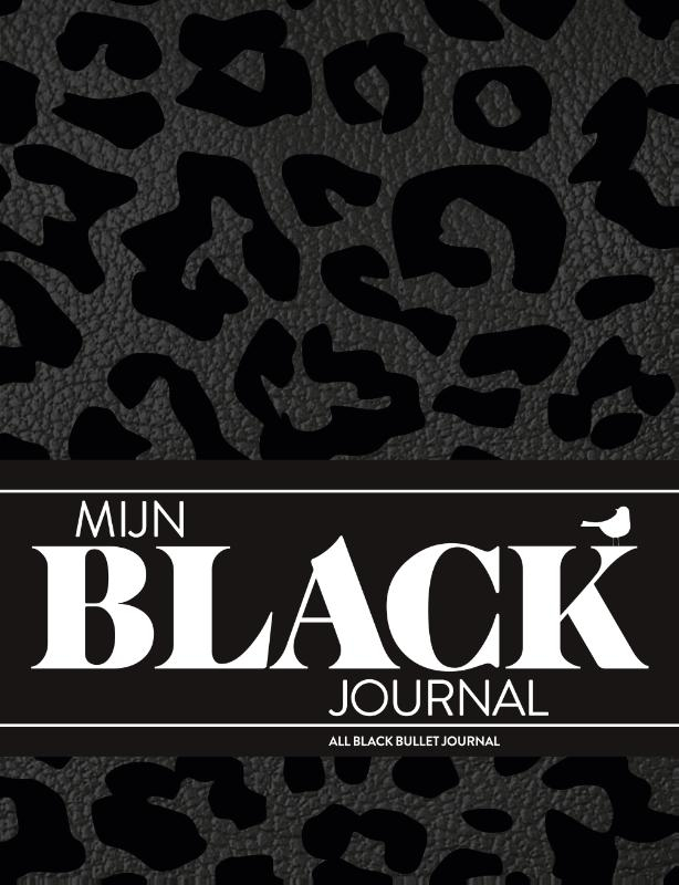 ,Mijn Black Journal - Black Panther
