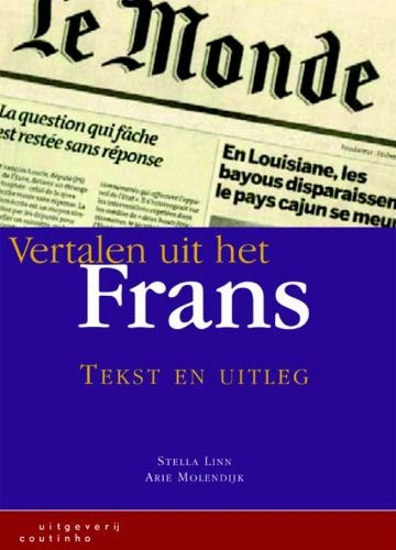 S. Linn, A. Molendijk,Vertalen uit het Frans