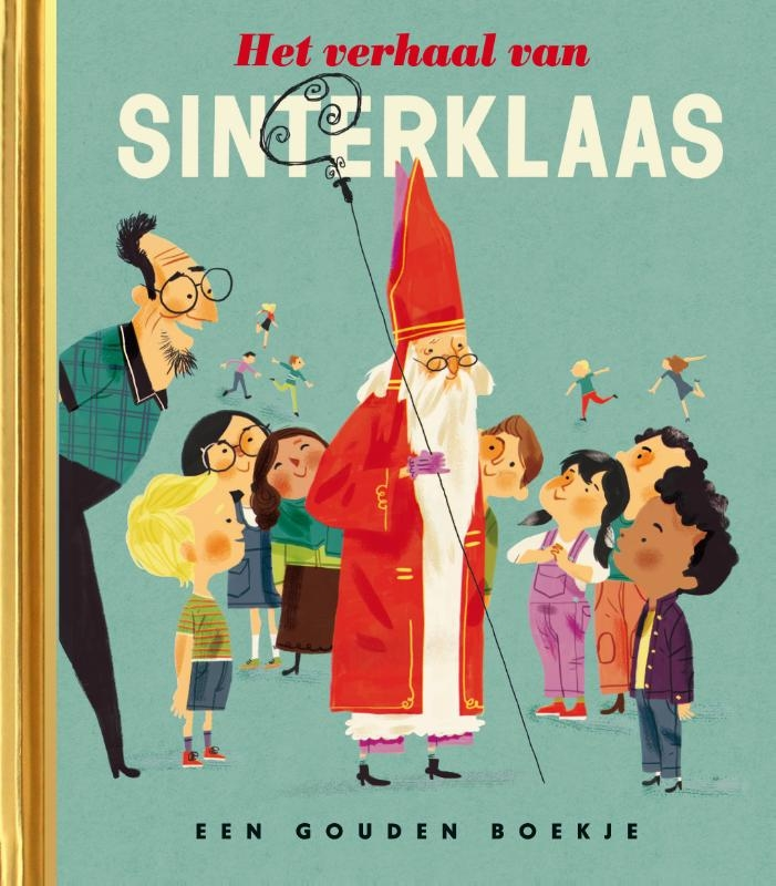 Sjoerd Kuyper,Het verhaal van Sinterklaas