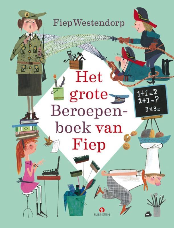 Kasper van der Voort, Joren van der Voort,Het grote Beroepenboek van Fiep